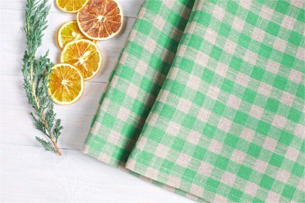 Набір рушників «Зелений оазис» ViaLino